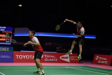 Semifinal Piala Thomas 2018: Indonesia Lawan Cina