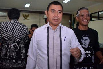 Sidang perdana Walikota nonaktif Malang