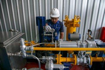 Aliran gas PGN Di Yogyakarta