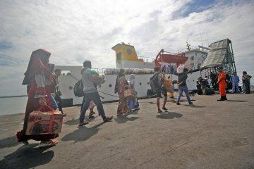Arus balik Pelabuhan Tanjung Perak