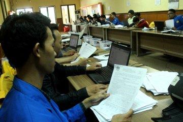 Rekapitulasi suara Pilkada di KPU