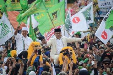 Kampanye Akbar Paslon Rindu
