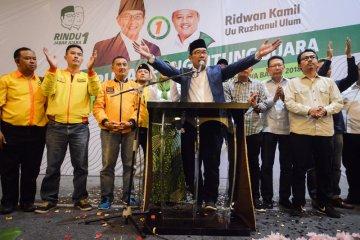 Keterangan Pers Ridwan Kamil