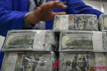 Rupiah melemah terhadap dolar