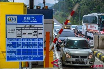 Penyesuaian tarif tol Semarang-Solo