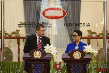 Negosiasi perbatasan RI dengan Malaysia