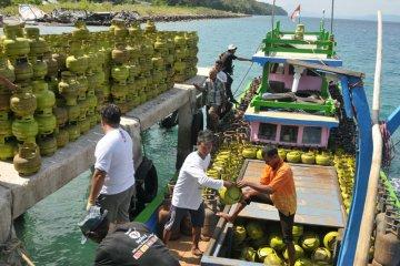Distribusi elpiji subsidi pulau terluar