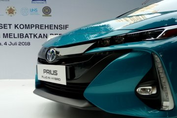 Kemenperin gandeng Toyota dan universitas riset teknologi mobil listrik