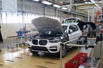 BMW Indonesia tak cemas meski impor mobil mewah dibatasi