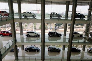 Honda resmikan diler dengan showroom terbesar di Indonesia