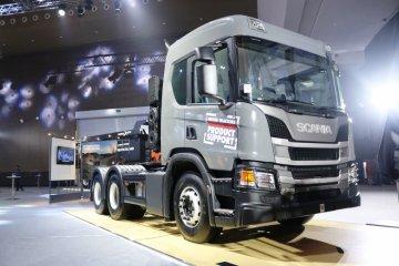 United Tractors hadirkan Scania NTG ramaikan pasar truk kelas berat