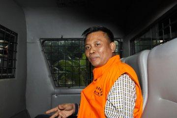 Anggota DPRD Sumut ditahan KPK