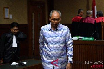 Bimanesh Sutarjo divonis tiga tahun penjara