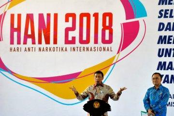 Hari Anti Narkotika Internasional 2018