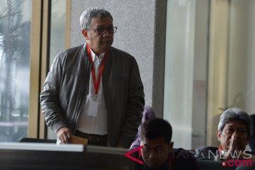 Pemeriksaan kasus suap PLTU Riau-1