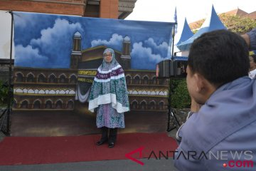 Pelepasan Jamaah Calon Haji Bali