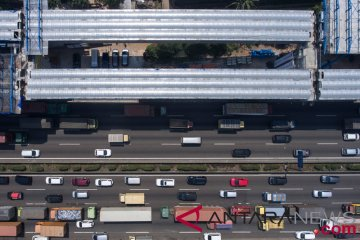 Pembangunan jalan tol layang Japek II