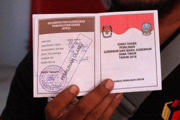 Pemilihan suara ulang Pilgub Jatim