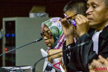 Sidang lanjutan Fatmawati Faqih
