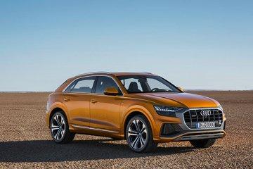 Penjualan Audi meroket di China