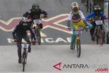 Final Putri BMX Banyuwangi Internasional