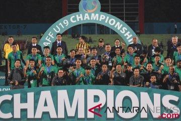 Indonesia U-19 Kalahkan Thailand