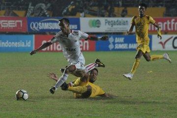 Laga Sriwijaya FC Lawan Persija
