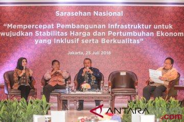 Sarasehan Nasional Rakornas TPID 2018