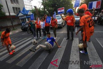 Sosialisasi Final Piala Dunia