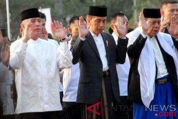 Presiden Salat Idul Adha