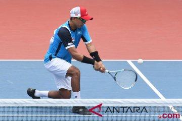 Soft Tenis-Semi Final Tunggal Putra