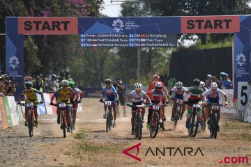 Cycling MTB - Elite Cross Country