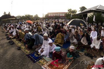 Salat Idul Adha Di Lampung