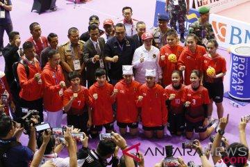 Kunjungi Arena Sepak Takraw