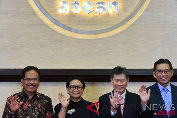 Peringatan 51 Tahun ASEAN