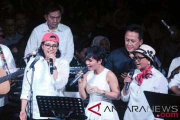 Konser Kemanusiaan Untuk Lombok