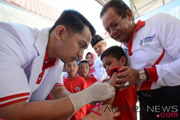 Kampanye Imunisasi Measles Rubella,