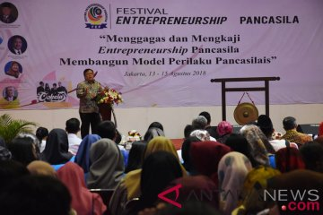 Festival Enterpreunership Pancasila