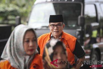 Pemeriksaan Lanjutan Dirwan Mahmud