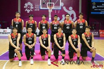 Basket- Tim Jepang