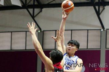 Bola basket - Chinese Taipei Lawan Japang