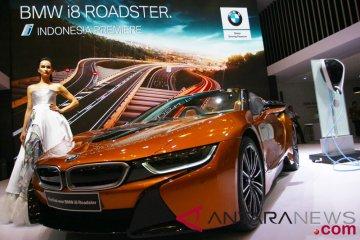 Peluncuran mobil listrik terbaru BMW