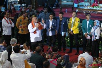 Dialog Nasional Indonesia Maju 2018