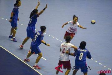 Bola Tangan Putri- Indonesia vs Thailand