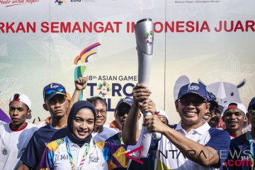 BNI Dukung Asian Games 2018