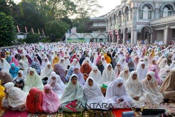 Shalat Idul Adha 1439 H/2018 M di Kota Bogor