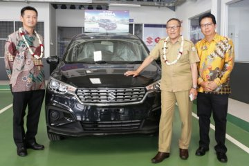 All New Ertiga-Baleno diharapkan genjot penjualan Suzuki di Serang