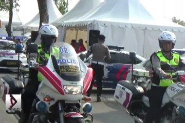 Polisi siap kawal atlet hingga Venue Cano Slalom