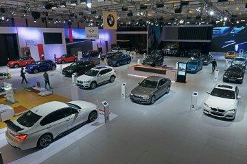 Perkenalkan 10 produk baru, BMW catat rekor di GIIAS 2018