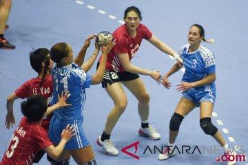 BolaTangan Putri Cina VS Kazakhstan